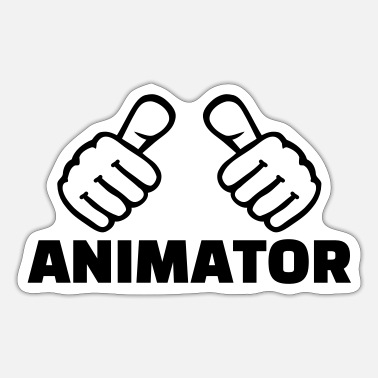 Anime Animator - Sticker
