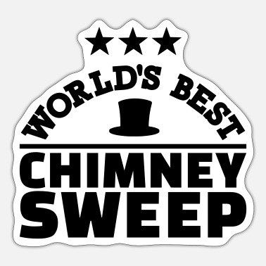 Sweep Chimney sweep - Sticker