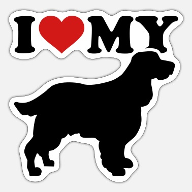 English Springer Spaniel English Springer Spaniel - Sticker