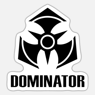 Dominant Dominator - Sticker