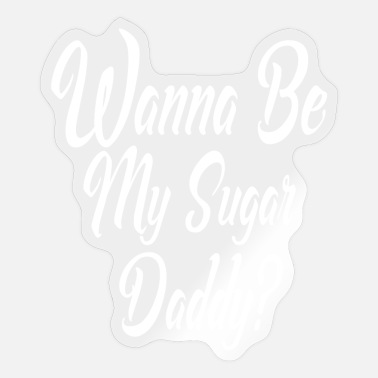 Sugar Daddy sugar daddy gift tshirt - Sticker