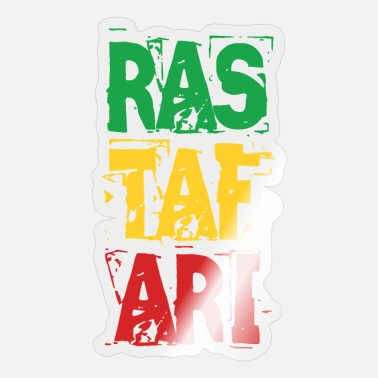 Rastafari Rastafari - Sticker