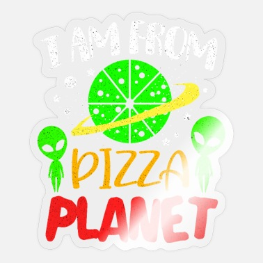 Alien Aliens - Sticker