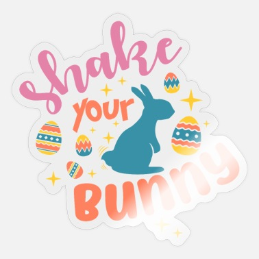 Easter Bunny Easter Bunny - Sticker
