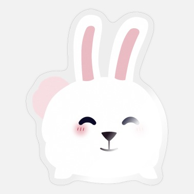 White Rabbit White Rabbit - Sticker