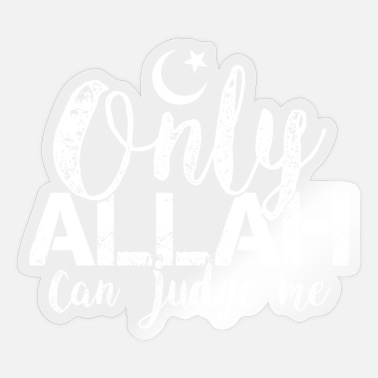 Allah Allah - Sticker