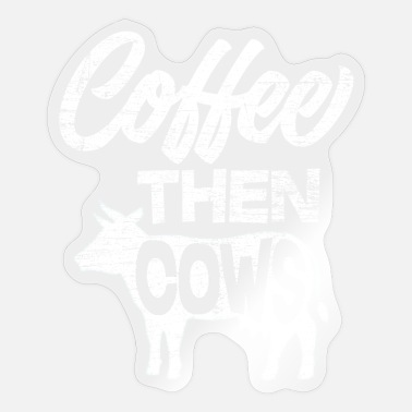 Cow Stains Cow - Sticker