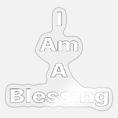 Clothes Blessed Clothing - Sticker