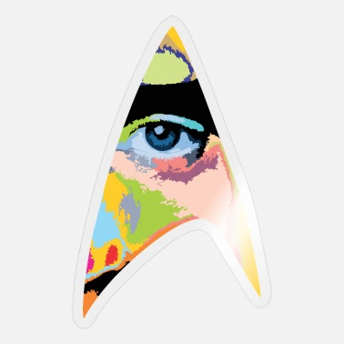 Trek Trek Eye - Sticker