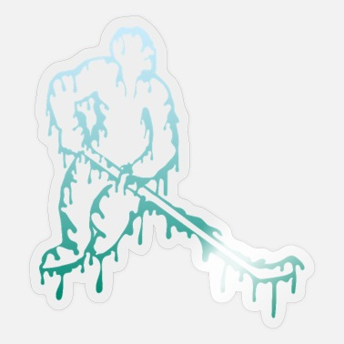 Ice Hockey Brother Ice Hockey - Sticker