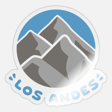 Andes the Andes - Sticker