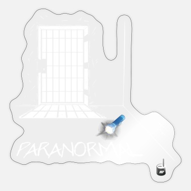 Cell Paranormal Cell - Sticker
