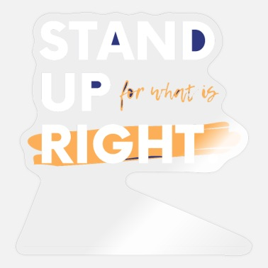Stand Stand Up - Sticker