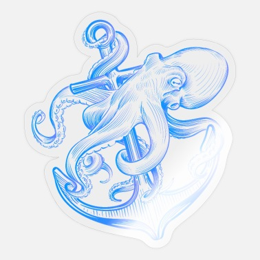 Mythology Release the Kraken | Ancient Greek Mythology - Sticker