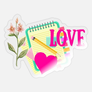 Cheeesed Off Love - Sticker