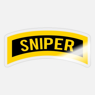 Army Sniper Sniper - Sticker