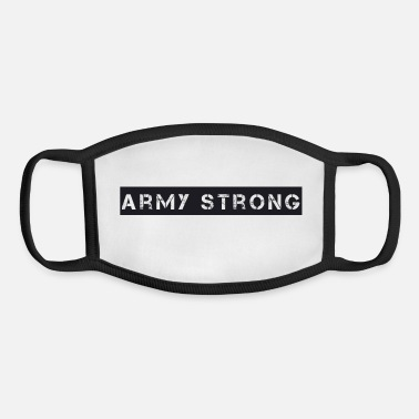 Army Reserve US Army - Army Strong - Youth Face Mask
