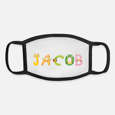 Jacob Jacob - Youth Face Mask