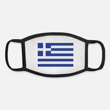 Greece Greece - Youth Face Mask