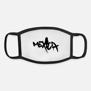 Tee meshika tee - Youth Face Mask