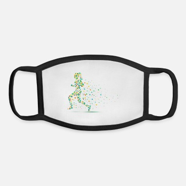 Sport running sport - Youth Face Mask