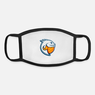Water Sports Piranha Water Sport - Youth Face Mask