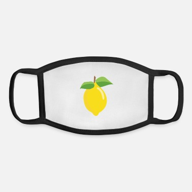 Lemon lemon - Youth Face Mask