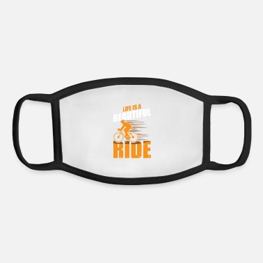 Cycling Cycling - Youth Face Mask
