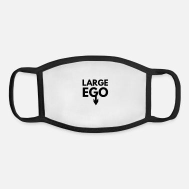 Ego Large Ego - Youth Face Mask