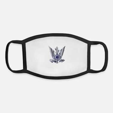 Airforce ISRAELI AIRFORCE LOGO - Youth Face Mask