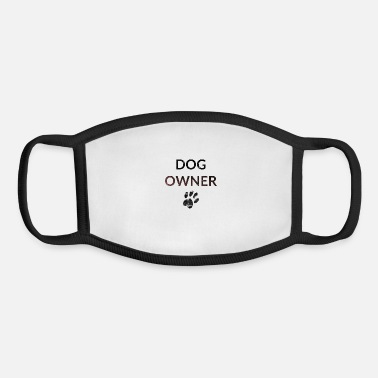 Dog Owner Dog Owner - Youth Face Mask