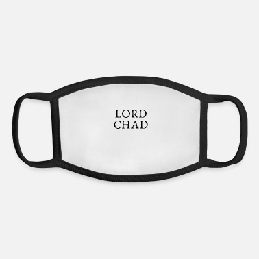 LORD CHAD - Youth Face Mask