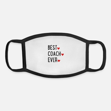 Coach Coach - Youth Face Mask