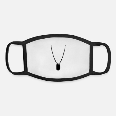 Tag Dog tag - Youth Face Mask