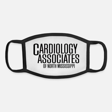 Association Cardiology associates of north Mississippi - Youth Face Mask