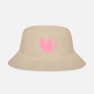 Pink Heart Pink Heart - Bucket Hat