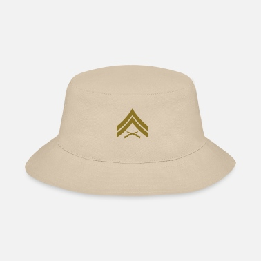 Us Marines Mision Militar Corporal Cpl Rank Marines, Mision Militar ™ - Bucket Hat