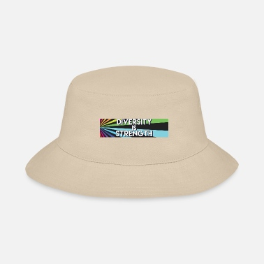 Diversity Strength - Bucket Hat
