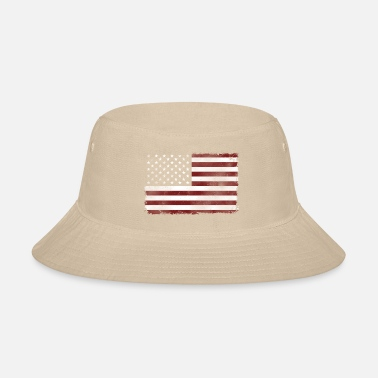 US Flag - Bucket Hat