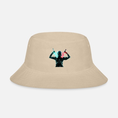 Sword Sword art online kirito swords Dragon Slayers 5934 - Bucket Hat