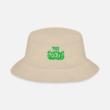 the seeds band logo - Bucket Hat