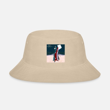 Bucket bucket with shapes - Bucket Hat
