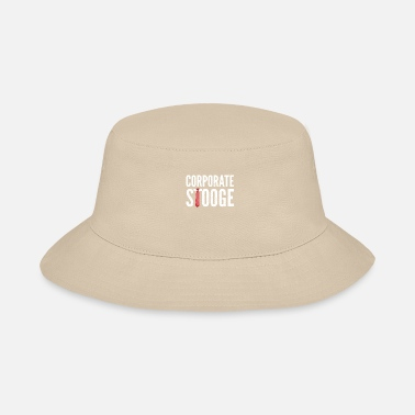 Stooges Corporate Stooge, funny for office workers. - Bucket Hat