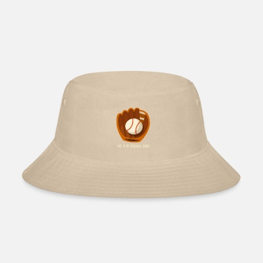 Baseball Glove Baseball Catcher Center Field Glove - Bucket Hat