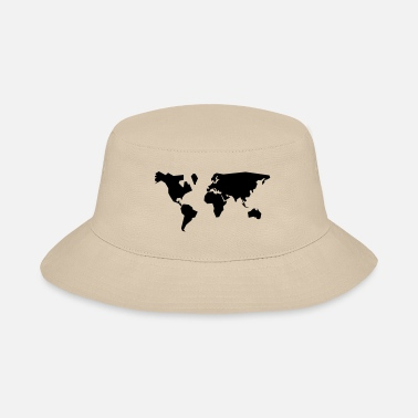 Geographic geographic - Bucket Hat