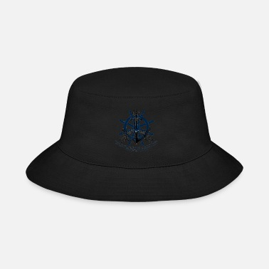 Fine Art SAILING - THE FINE ART - Bucket Hat