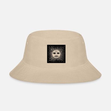 Sun Sun face 3 - Bucket Hat
