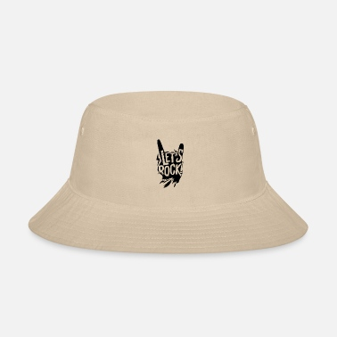Rock Music Rock Music - Bucket Hat