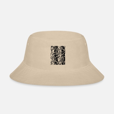 Black And White black and white - Bucket Hat