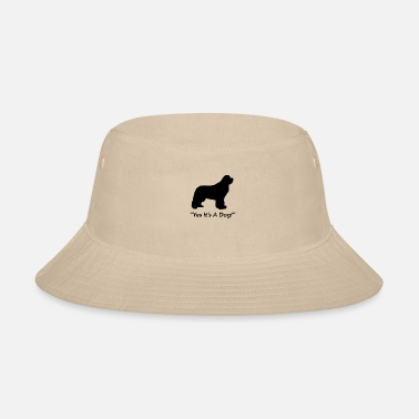 Yes Its A Dog - Bucket Hat